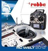 RC WELT 2012 - Robbe