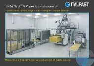 Layout Linea Multipla - Italpast