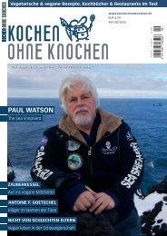 PAUL WATSON - Ox Fanzine