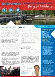 rubyanna wastewater treatment plant - Bundaberg Regional Council