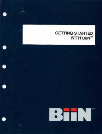 BiiNTM - bitsavers.org