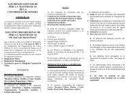 Tríptico de la Convocatoria en formato PDF - Páginas personales