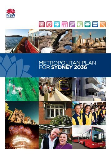 Metropolitan plan for Sydney 2036 - Liverpool City Council - NSW ...