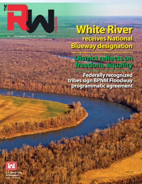 RiverWatch - Memphis District - U.S. Army