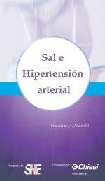 Folleto divulgativo sobre la sal e hipertensión Arterial - SEH-LELHA