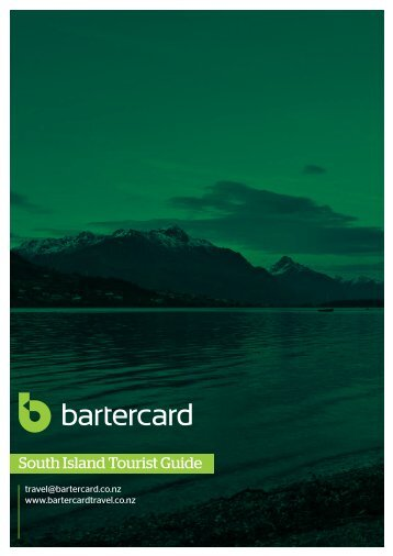 South Island - Bartercard Travel