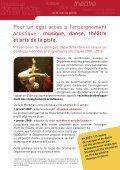 danse théâtre - Conseil général du Morbihan - Page 2
