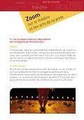 danse théâtre - Conseil général du Morbihan - Page 5