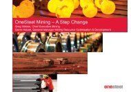 Mining Presentation 21 March 2012 - Arrium