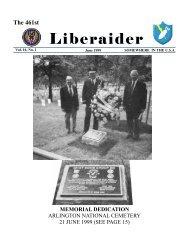 June 1999 - 461st Bombardment Group