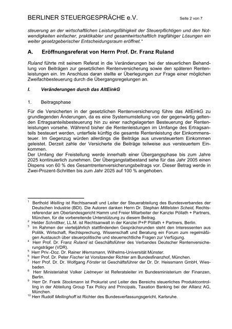 Tagungsbericht 12. Berliner Steuergespräch (PDF-Format)