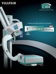 VELOCITY Unity (PDF:609KB) - Fujifilm