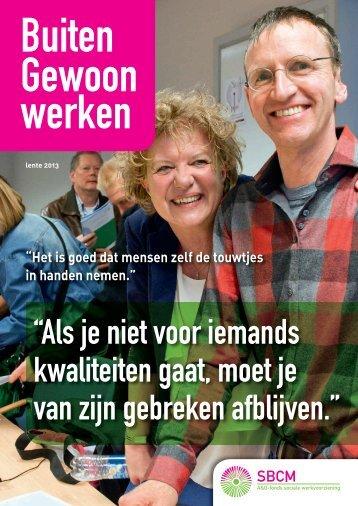 Magazine lente 2013 - SBCM
