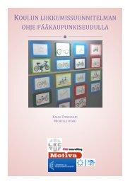 koulun liikkumissuunnitelman ohje (LOOP) - Edu.fi