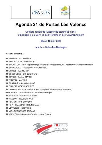 Télécharger le C.R. en PDF - Portes-lès-Valence