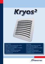 Brochure Kryos² ITA-ENG - COSMOTEC - Stulz