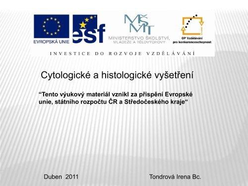 Cytologie