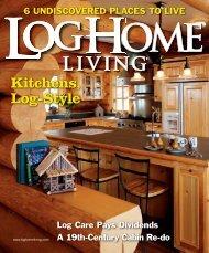 LIVING - Pioneer Log Homes of BC