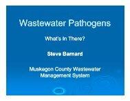 Wastewater Pathogens