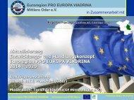 Euroregion PRO EUROPA VIADRINA