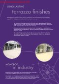 Mondéco - seamless resin terrazzo - Barbour Product Search - Page 7