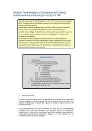 Análisis Terminológico y Conceptual del Control ... - Felaban