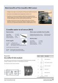 Grundfos implements analogue sensors in wastewater pumps - Page 2