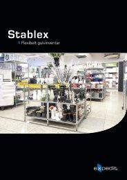 Stablex - Expedit