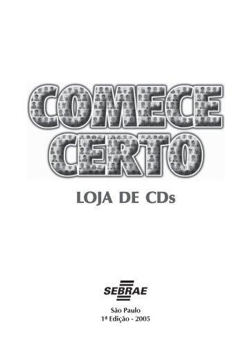 Loja de CDs - COMPLETO - Sebrae