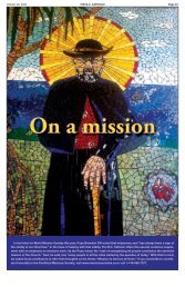 On a mission - Archdiocese of Vancouver