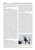 Registros notáveis de aves para o Sul do Estado de Minas Gerais ... - Page 4