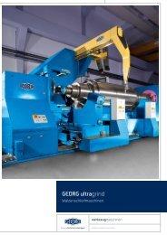 GEORG ultragrind - Heinrich Georg GmbH Maschinenfabrik