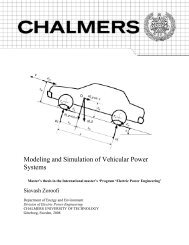 Modeling and Simulation of Vehicular Power Systems - webfiles its ...