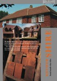 Shire Brochure - Keymer Tiles Ltd