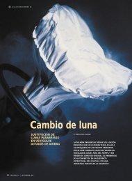 Cambio de luna - Revista Cesvimap