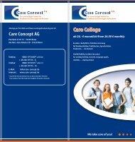Care College - Care Concept AG
