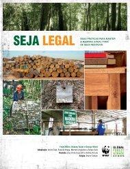 guia Seja Legal - WWF Brasil