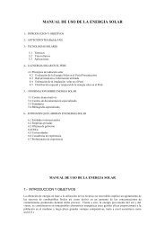 manual de uso de la energia solar - CEDECAP