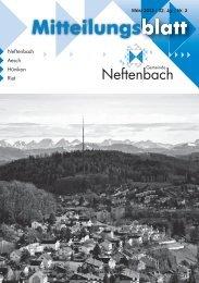 Sa. 17. + So. 18. März 10.00 - 17.00 Uhr - Gemeinde Neftenbach