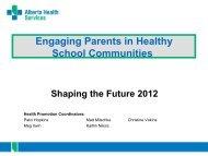 Engaging Parents in Healthy School Communities - Ever Active ...