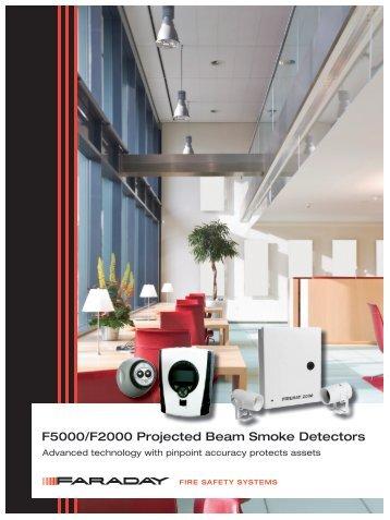 F5000/F2000 Projected Beam Smoke Detectors - Siemens Building ...