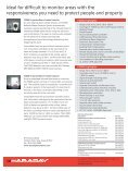 F5000/F2000 Projected Beam Smoke Detectors - Siemens Building ... - Page 2