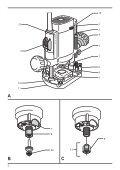maşină de frezat dw614, dw615 - Service - DeWALT - Page 2