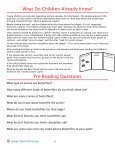 Teaching Activity Guide - Sylvan Dell Publishing - Page 6