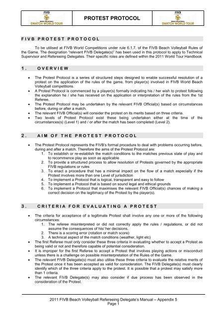 FNB protocol description