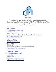 Boutiques - Episcopal Academy