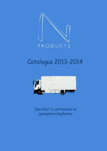 download catalogus N-Products