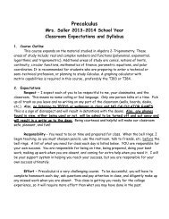 Honors Pre-Calculus Probability Worksheet #1 - Hinsdale