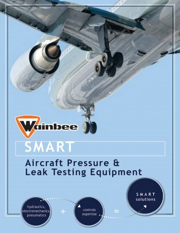 Wainbee Aircraft Pressure & Leak Testing Equipment