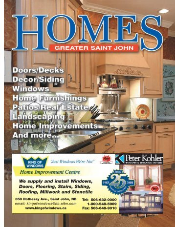 Homes 08 Spring.pdf - Reid & Associates Specialty Advertising Inc.